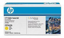Тонер Картридж HP 648A CE262A желтый (11000стр.) для HP CLJ CP4525