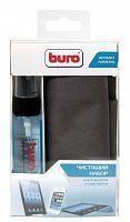 Чистящий набор (салфетки + гель) Buro BU-Tablet+Smartphone для планшетов и смартфонов блистер 30мл