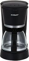 Кофеварка эспрессо Scarlett SC-038 600Вт черный