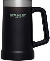 Термокружка Stanley Adventure (10-02874-009) 0.7л. черный