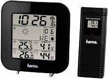 Погодная станция Hama EWS-200 черный