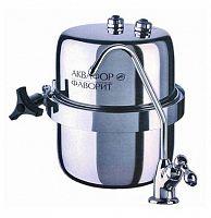 Водоочиститель Аквафор B150 Фаворит серебристый