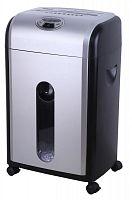 Шредер Buro Office BU-S1601D (секр.P-4)/фрагменты/16лист./18лтр./пл.карты/CD