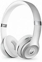 Гарнитура накладные Beats Solo3 1.36м серебристый беспроводные bluetooth (оголовье)