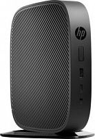 Тонкий Клиент HP Flexible t530 slim GX-215JJ (1.5)/4Gb/SSD8Gb/R2E/HP Smart Zero 32/GbitEth/WiFi/BT/45W/клавиатура/мышь/черный