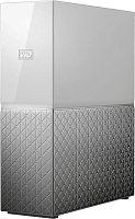 Сетевое хранилище NAS WD Original 6Tb WDBVXC0060HWT-EESN My Cloud Home 1xDisk 1-bay