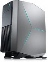 ПК Alienware Aurora R7 MT i7 8700 (3.2)/16Gb/2Tb 7.2k/SSD256Gb/2xRX 580 8Gb/DVDRW/Windows 10 Home Single Language 64/GbitEth/WiFi/BT/850W/клавиатура/мышь/черный