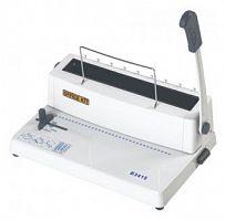 Переплетчик Office Kit B3415 A4/перф.15л.сшив/макс.120л./метал.пруж. (5.5-14.5мм)