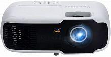 Проектор ViewSonic PA502SP DLP 3500Lm (800x600) 22000:1 ресурс лампы:5000часов 1xUSB typeA 1xHDMI 2.1кг