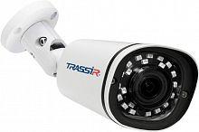 Видеокамера IP Trassir TR-D2121WDIR3 2.8-2.8мм цветная корп.:белый