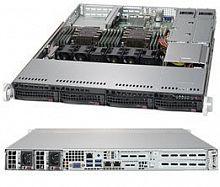 Корпус SuperMicro CSE-815TQC-R706WB2 2x750W черный