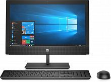 "Моноблок HP ProOne 400 G4 20"" HD+ i5 8500T (2.1)/8Gb/SSD256Gb/UHDG 630/DVDRW/CR/Windows 10 Professional 64/GbitEth/WiFi/BT/90W/клавиатура/мышь/Cam/черный 1600x900"