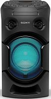 Минисистема Sony MHC-V21D черный 470Вт/CD/CDRW/DVD/DVDRW/FM/USB/BT