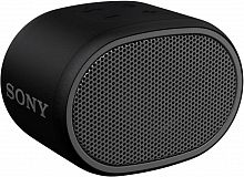 Колонка порт. Sony SRS-XB01 черный 3W 2.0 BT 20м 600mAh 1xAA (без.бат) (SRSXB01B.RU2)