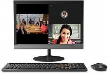"Моноблок Lenovo V130-20IGM 19.5"" WXGA+ PS J5005 (1.5)/4Gb/1Tb 5.4k/UHDG 605/DVDRW/CR/noOS/GbitEth/65W/клавиатура/мышь/черный 1440x900"