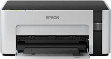Принтер струйный Epson M1120 (C11CG96405) A4 WiFi USB серый/черный