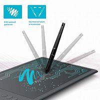 Графический планшет Huion Inspiroy Q11K USB черный