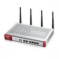 Сетевой экран Zyxel USG60W (USG60W-RU0101F) N300 10/100/1000BASE-TX