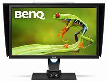 "Монитор Benq 27"" SW2700PT черный IPS LED 5ms 16:9 DVI HDMI матовая HAS Pivot 20000000:1 350cd 178гр/178гр 2560x1440 DisplayPort QHD USB"