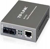 Медиаконвертер TP-Link MC210CS 1000Mbit RJ45 1000Mbit SC