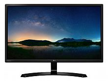 "Монитор LG 21.5"" 22MP58VQ-P черный IPS LED 5ms 16:9 DVI HDMI матовая 250cd 1920x1080 D-Sub FHD 2.9кг"
