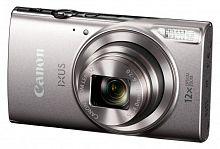 "Фотоаппарат Canon IXUS 285HS серебристый 20.2Mpix Zoom12x 3"" 1080 SD CMOS IS opt 1minF 2.5fr/s 30fr/s/WiFi/NB-11LH"