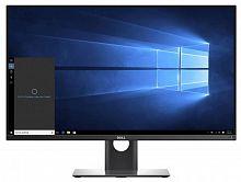 "Монитор Dell 30"" UltraSharp UP3017 черный IPS LED 6ms 16:10 HDMI матовая HAS Pivot 350cd 178гр/178гр 2560x1600 DisplayPort USB"