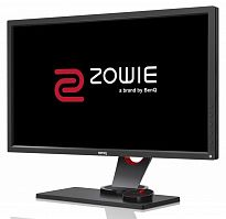 "Монитор Benq 24"" Zowie XL2430 серый TN LED 1ms 16:9 DVI HDMI матовая HAS Pivot 12000000:1 350cd 170гр/160гр 1920x1080 D-Sub DisplayPort FHD USB 7кг"