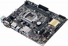 Материнская плата Asus H110M-A/DP/C/SI Soc-1151 Intel H110 2xDDR4 mATX AC`97 8ch(7.1) GbLAN+VGA+DVI+HDMI+DP White Box