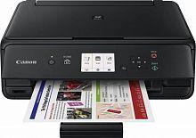 МФУ струйный Canon Pixma TS5040 (1367C007) A4 WiFi USB черный