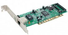 Сетевой адаптер Gigabit Ethernet D-Link DGE-528T/C1B DGE-528T PCI