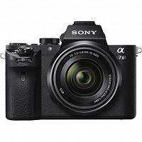 """Фотоаппарат Sony Alpha A7 II черный 24.3Mpix 3"""" 1080p WiFi FE 28-70мм F3.5-5.6 OSS NP-FW50"""