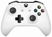 Геймпад Беспроводной Microsoft TF5-00004 белый для: Xbox One