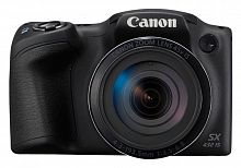 "Фотоаппарат Canon PowerShot SX430 IS черный 20.5Mpix Zoom45x 3"" 720p SDXC/SD/SDHC CCD 1x2.3 IS opt 0.5fr/s 25fr/s/WiFi/NB-11LH"