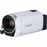 "Видеокамера Canon Legria HF R806 белый 32x IS opt 3"" Touch LCD 1080p XQD Flash"