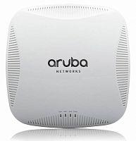 Точка доступа HPE Aruba IAP-215 (RW) Instant (JW228A) 10/100/1000BASE-TX белый