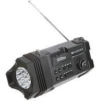 Радиоприемник карманный Сигнал Vikend SPORT черный USB SD