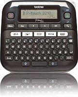 Принтер Brother P-touch PT-D210 стационарный черный