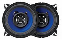 Колонки автомобильные Digma DCA-K402 100Вт 90дБ 4Ом 10см (4дюйм) (ком.:2кол.) коаксиальные двухполосные