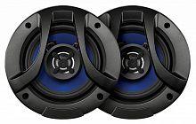 Колонки автомобильные Digma DCA-M402 120Вт 90дБ 4Ом 10см (4дюйм) (ком.:2кол.) коаксиальные двухполосные