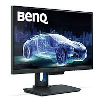 "Монитор Benq 25"" PD2500Q темно-серый IPS LED 4ms 16:9 HDMI M/M матовая HAS Pivot 20000000:1 350cd 178гр/178гр 2560x1440 DisplayPort QHD USB 9.2кг"
