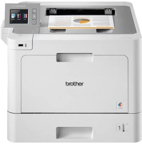 Принтер лазерный Brother HL-L9310CDW (HLL9310CDWR1) A4 Duplex Net WiFi