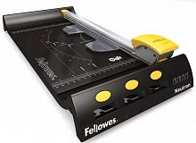 Резак дисковый Fellowes Neutron A4 (FS-54100) A4/10лист./320мм/ручн.прижим