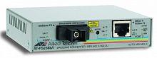 Медиаконвертер Allied Telesis AT-FS238B/1-60 Single-fiber 10/100M bridging converter with 1550Tx/1310Rx 15km reach