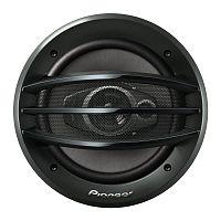 Колонки автомобильные Pioneer TS A2013I 500Вт 91дБ 4Ом 20см (8дюйм) (ком.:2кол.) коаксиальные трехполосные