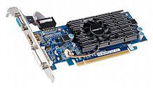 Видеокарта Gigabyte PCI-E GV-N210D3-1GI nVidia GeForce 210 1024Mb 64bit DDR3 590/1200 DVIx1/HDMIx1/CRTx1/HDCP Ret low profile