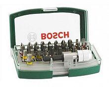 Набор бит Bosch 2607017063 (32пред.) для шуруповертов