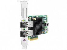 Адаптер HPE 82E 8Gb 2-port PCI-e FC HBA (AJ763B)
