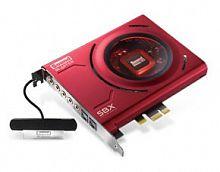 Звуковая карта Creative PCI-E Sound Blaster Z (Sound Core3D) 5.1 Ret