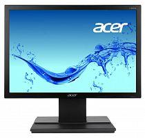 "Монитор Acer 18.5"" V196HQLAb черный TN+film LED 5ms 16:9 матовая 200cd 90гр/65гр 1366x768 D-Sub 2.2кг"